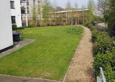 Private Communal Garden
